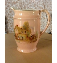 BCM Pitcher - Horses -   Nelsonware  2496  Made in England