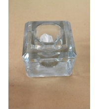 Antique Inkwell Glass Replacement