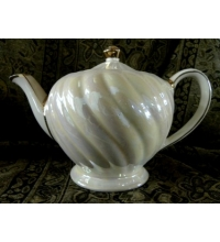 Sadler Lusterware Tea Pot & Lid