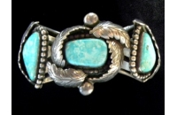 Old Pawn Turquoise & St..