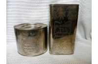 Vintage Pair of Engrave..
