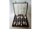 Vintage Silverplate Grapefruit Spoons,..