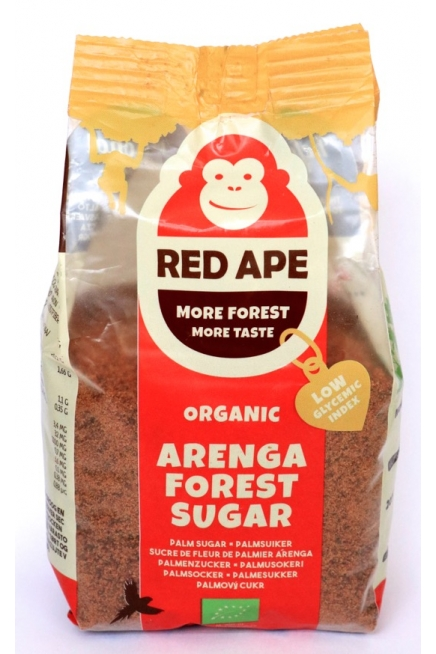 Red Ape Arenga Forest Sugar 250g