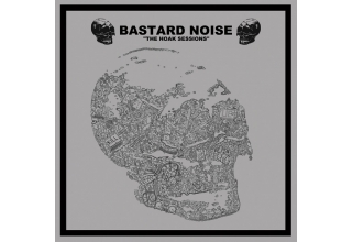 Bastard Noise / Lack Of Interest ‎– The Hoak Sessions / Untitled