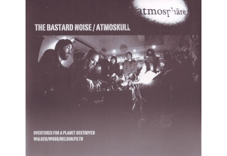 The Bastard Noise ‎– Atmoskull CD