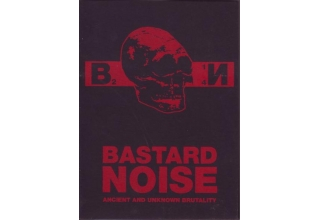 Bastard Noise - Anicent Unknown Brutality CD German Import, Limited Edition, Red&Black cover