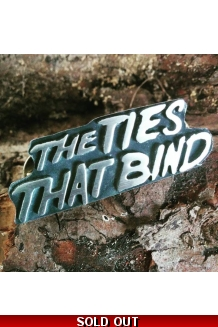 BruceBuds The Ties That Bind Pin Badge