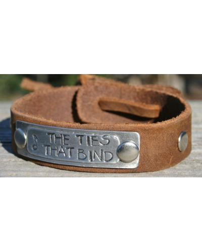 BruceBuds The Ties That Bind Wristband
