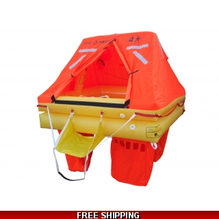 6 Person Waypoint ISO 9650-1 Ocean lif..