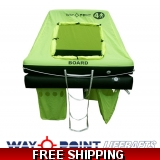 8 Person Waypoint  Coastal Liferaft