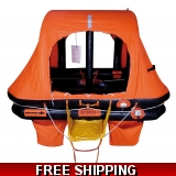 4 Person Sea-Safe KHY ISO 9650 Self Ri..