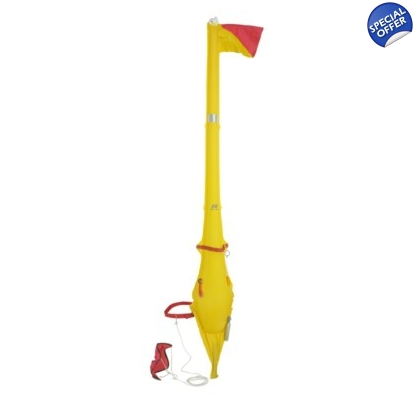 Plastimo Inflatable IOR Danbuoy c/w Light