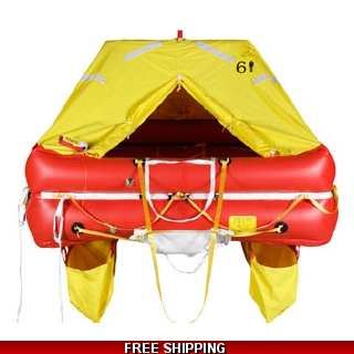 4 Person Zodiac Open Sea ISO 9650 Life..