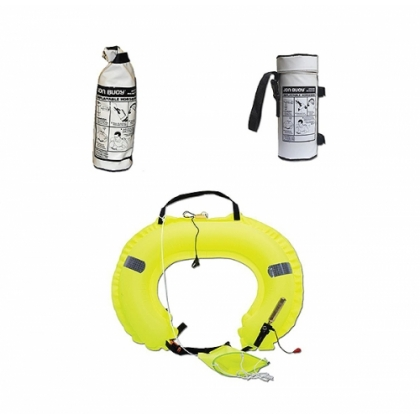 Ocean Safety Jonbuoy Inflatable Horseshoe