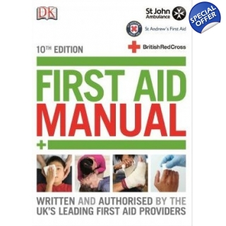 First Aid Manual St Joh..