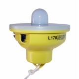 Apollo Compact LED Horseshoe Buoy Light
