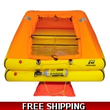 4 Person Plastimo Cruiser Standard Lif..