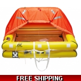 6 Person Plastimo Transocean ISO Less ..