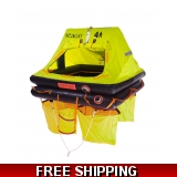 4 Person Seago Sea Cruiser Liferaft