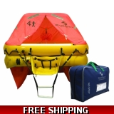 4 Person Ocean Safety Ocean ISO Lifera..