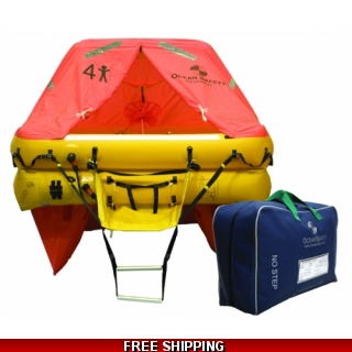 6 Person Ocean Safety Ocean ISO Lifera..