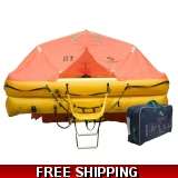 8 Person Ocean Safety Ocean ISO Lifera..