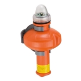 Ishtar LED Floating Lifebuoy Light - M..