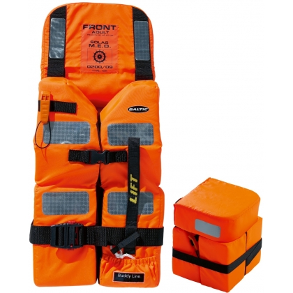 Baltic M.E.D. SOLAS Foam Adult Lifejacket