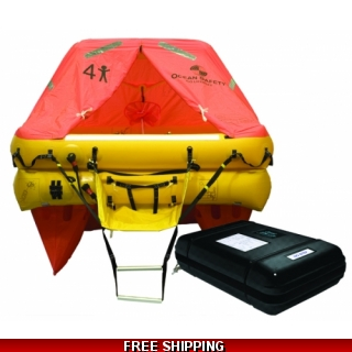 6 Person Ocean Safety Ocean UltraLite