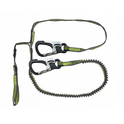 Spinlock Performance 2 Custom Clip & 1 Link Elasticated Safety Line