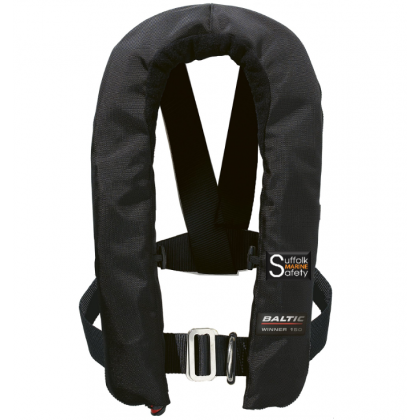 SMS Winner ISO Lifejacket Auto Harness