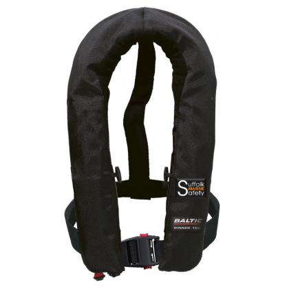 SMS Winner ISO Lifejacket Auto Non-Harness, Light/ No Light