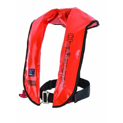 Challenger 170N Wipe Clean Lifejacket Auto Harness
