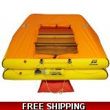 6 Person Plastimo Cruiser ORC Liferaft