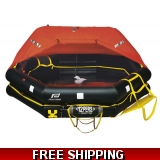 10 Person Plastimo Transocean ISO Less..
