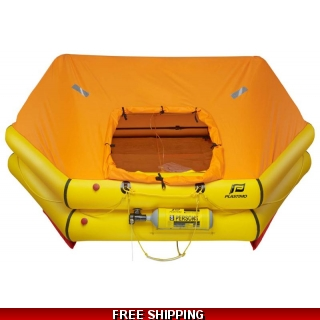 8 Person Plastimo Cruiser ORC+ Liferaft