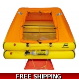6 Person Plastimo Cruiser ORC + Liferaft