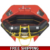10 Person Plastimo Transocean ISAF Can..
