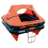 Service 4 Person Liferaft