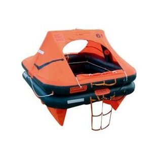 Service 14 Person Liferaft