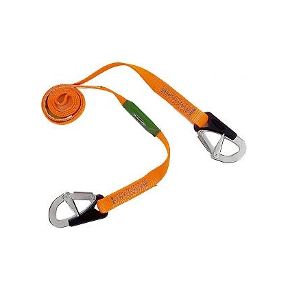 Baltic double Hook 2.0m Safety Line