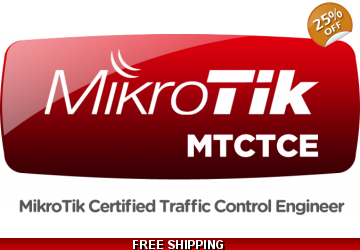 Mikrotik MTCTCE Training in Cyprus