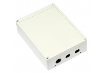 Small Outdoor case one Ethernet insulator