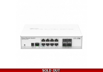 Cloud Router Switch    CRS112-8G-4S-IN