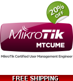 Mikrotik MTCUME Training in Cyprus