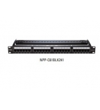 Cat6 UTP Loaded Patch Panel