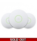 UniFi  ACCESS POINT  LR 3 Pack