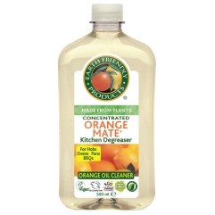Earth Friendly Orange Mate Concentrate Kitchen Degreaser 500ML Bottle