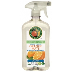 Earth Friendly Orange Mate Surface Cleaner 500ml Bottle
