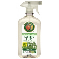 Earth Friendly Parsley Plus Multi-Surface Cleaner 500ml Bottle